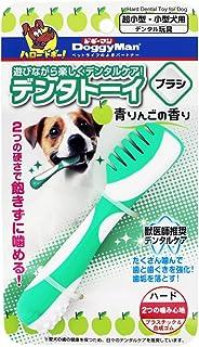 ドギーマン 犬用おもちゃ デンタトーイ ブラシ