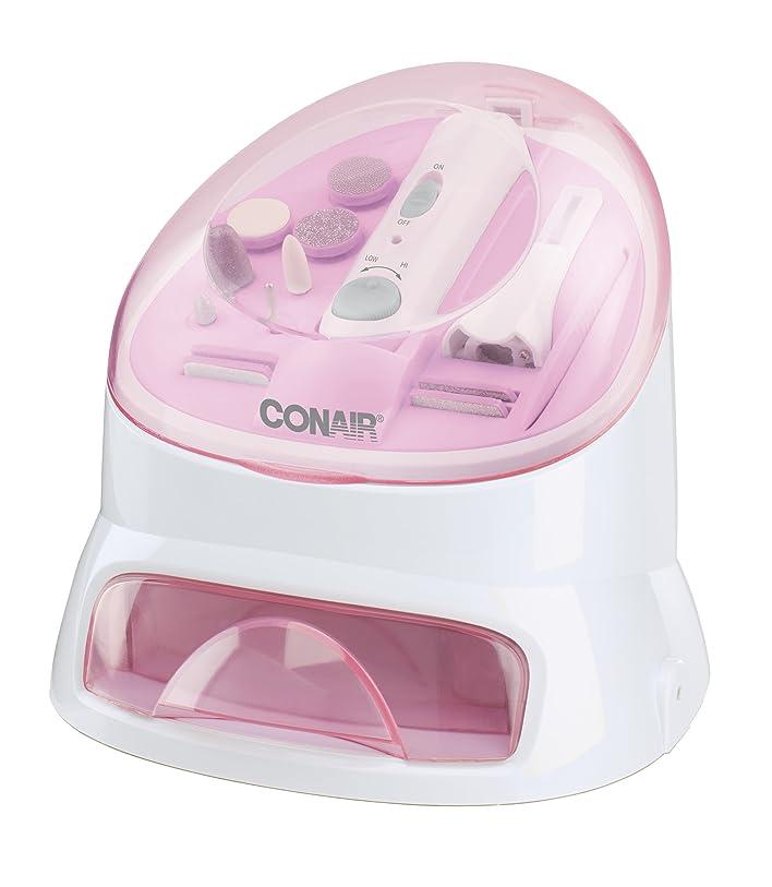 篭歯科医資料Conair NC01X True Glow All-in-One Nail Care System