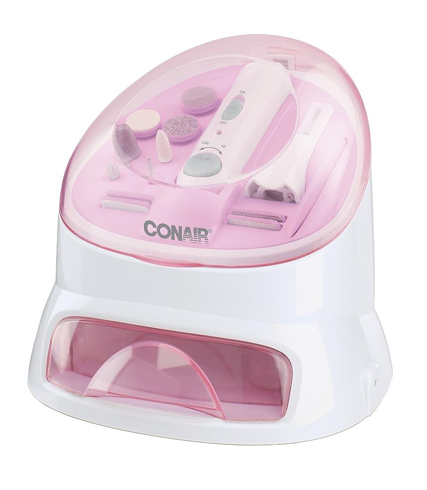 ブリッジ北東蒸し器Conair NC01X True Glow All-in-One Nail Care System