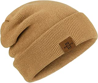 Beanie for Men, Comfortable Breathable Soft Beanie, Fashion Winter Hats for Women and Men, Gifts for Him/Her