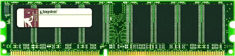 Kingston Technology ValueRAM 1 GB Desktop Memory Single (Not a kit) DDR 266 MHz (PC 2100) 184-Pin DDR SDRAM KVR266X64C2/1G
