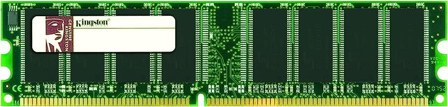 Kingston Technology 1 GB DIMM Memory 266 MHz (PC 2100) 184-Pin DDR SDRAM Single (Not a kit) KTD4400/1G