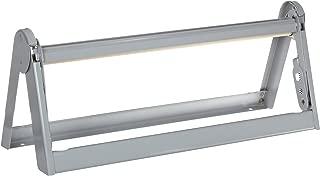 Bulman A50018 All Steel, Rubber Feet, 18