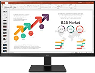 LG Monitor 24BL650C 23.8 inch Full HD - 1920x1080, IPS, Colour Calibrated, USB Type-C, HDMI