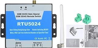 Kkmoon dörröppnare SMS/samtal GSM-relä dörröppnare fjärrkontroll gate öppnare-brytare för parksystem trådlös åtkomstkontro...