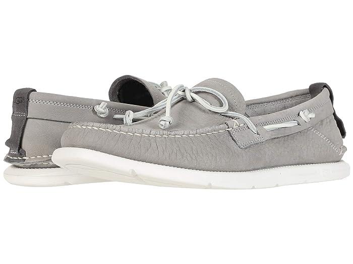 UGG  Beach Moc Slip-On (Seal) Mens Shoes