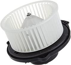 Scitoo ABS plastic Heater Blower Motor w/Fan HVAC Resistors Blowers Motors fit 2001-2006 Acura MDX/1998-2002 Honda Accord/1999-2004 Honda Odyssey/2003-2008 Honda Pilot