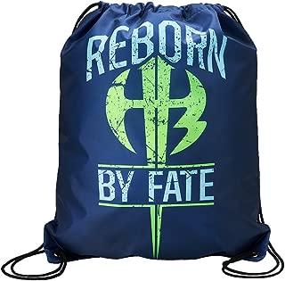 WWE Authentic Wear WWE The Hardy Boyz Reborn by Fate Drawstring Bag Navy Blue
