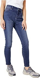 Sponsored Ad - Dressbarn Women's Westport Incrediflex Denim Fit Solution 5 Pocket Skinny Jean-Misses