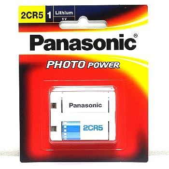 パナソニック カメラ用リチウム電池 2CR5