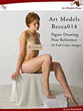 Art Models Becca014: Figure Drawing Pose Reference (Art Models Poses) (English Edition)