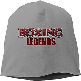 Men Women Boxing Legends Beanies Skullies Knitted Hats Skull Caps