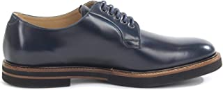 Tod's Luxury Fashion Mens XXM53B0H371TUDT610 Blue Lace-Up Shoes | Spring Summer 19