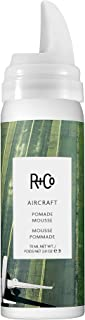 R+Co Aircraft Travel Size Pomade Mousse, 60ml