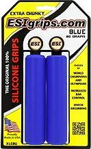ESI GRIPS Puños Extra Chunky Color Azul
