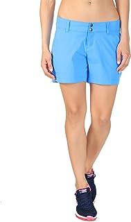 Columbia Sportswear Women's Saturday Trail Shorts, Harbor Blue, 10 x 5