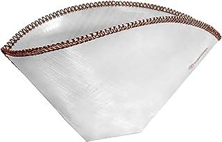 Kaffefilter återanvändbara av fint rostfritt stål nätsil för filterkaffebryggare eller Pour-Over – kaffe kontinuerligt fil...