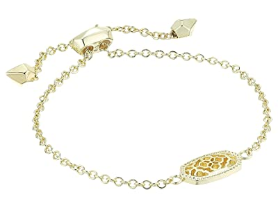 Kendra Scott Elaina Bracelet (Gold Filigree Metal) Bracelet