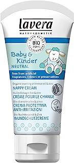 lavera Crema Pañal para Bebés - vegano - cosméticos naturales 100% certificados - cuidado de la piel - 50 ml