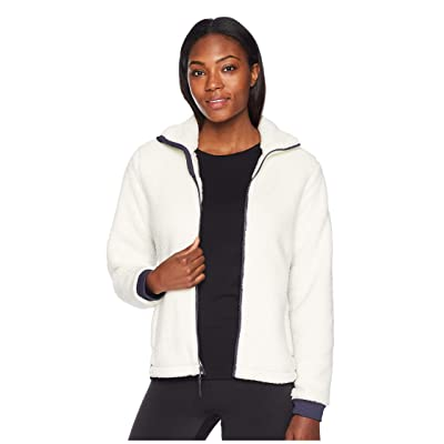 Helly Hansen Precious Fleece Jacket (Off-White) Women