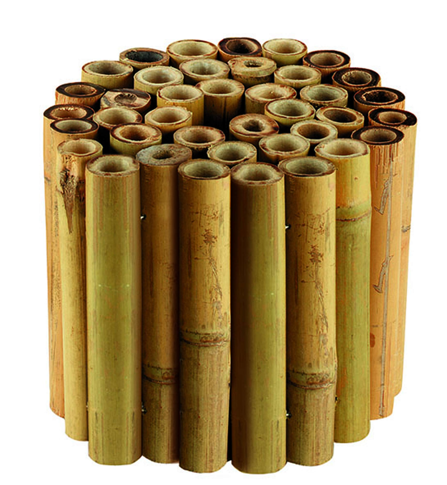 Natural Gardman 9270 Edging Bamboo
