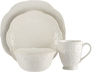 Lenox French Perle 4-Piece Place Setting, White - 822967