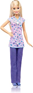 Barbie Nurse Doll with Stethoscope!