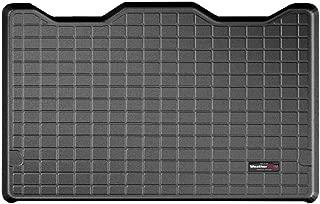 WeatherTech Custom Fit Behind 3rd Row Cargo Liner for Cadillac Escalade ESV Black