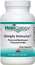 NutriCology Simple Immune 60 Capsules