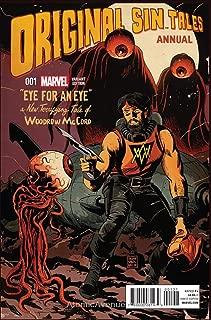 Original Sin (Marvel) Annual #1B VF/NM ; Marvel comic book