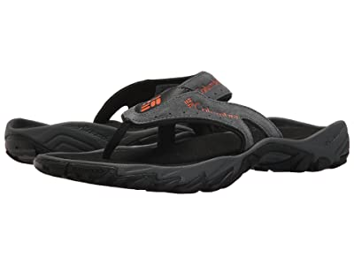Columbia Santiam Flip (Graphite/Heatwave) Men
