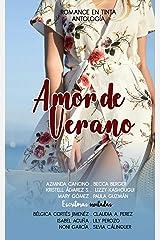 Amor de Verano: Antología Romance en Tinta (Spanish Edition) Kindle Edition