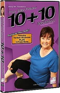 Plus Size Pilates 10 + 10 Workout - The Basic 10 Exercises Plus 10 Power Moves