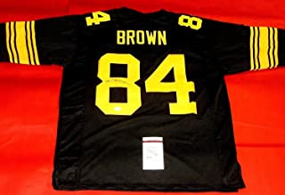 newest collection 6b16c 89c9a Amazon.com: Antonio Brown - Jerseys / Sports: Collectibles ...