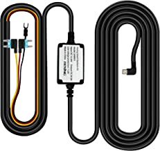 Rexing Smart Hardwire Kit Mini-USB Port for Rexing V1 V1P WiFi Version V3 and S1 Dash Cams…