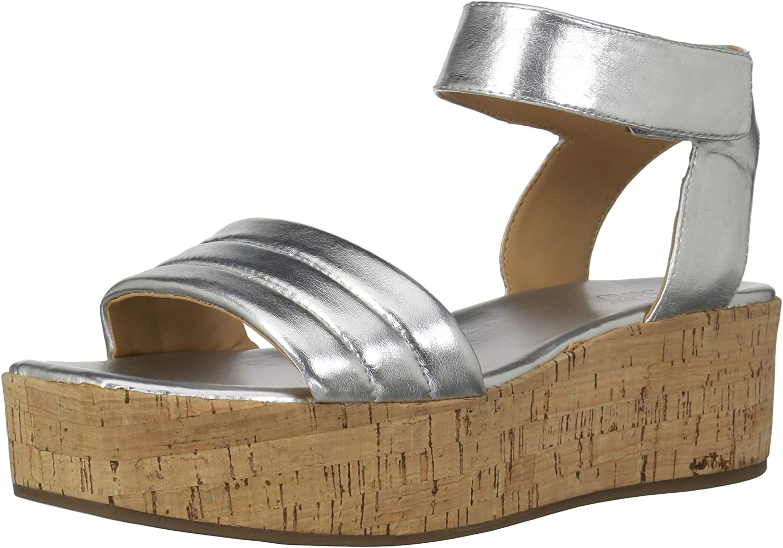 Franco Sarto Womens Ioli Wedge Sandal