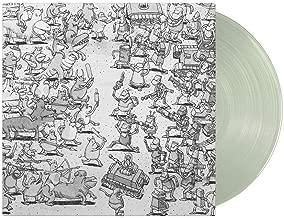 Dance Gavin Dance - Instant Gratification Exclusive Limited Edition Translucent Coke Bottle color Vinyl LP