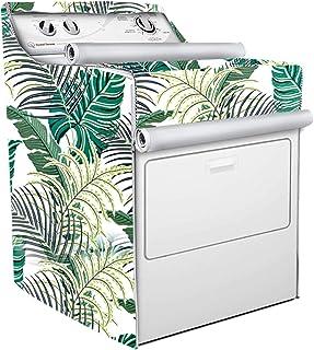 Cubierta para lavadora/secadora, apta para la máquina de ca
