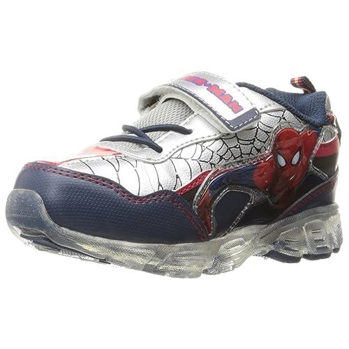 774e4203e6d20 Spiderman Shoes: Amazon.com