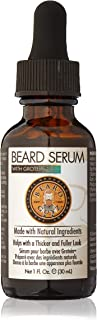 does beard serum with grotein 20 work