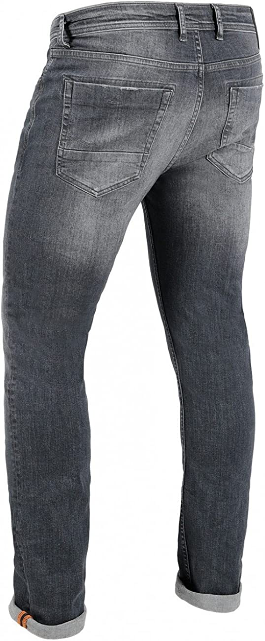 M.O.D Herren Cornell Slim Jeans Mallorca Grey