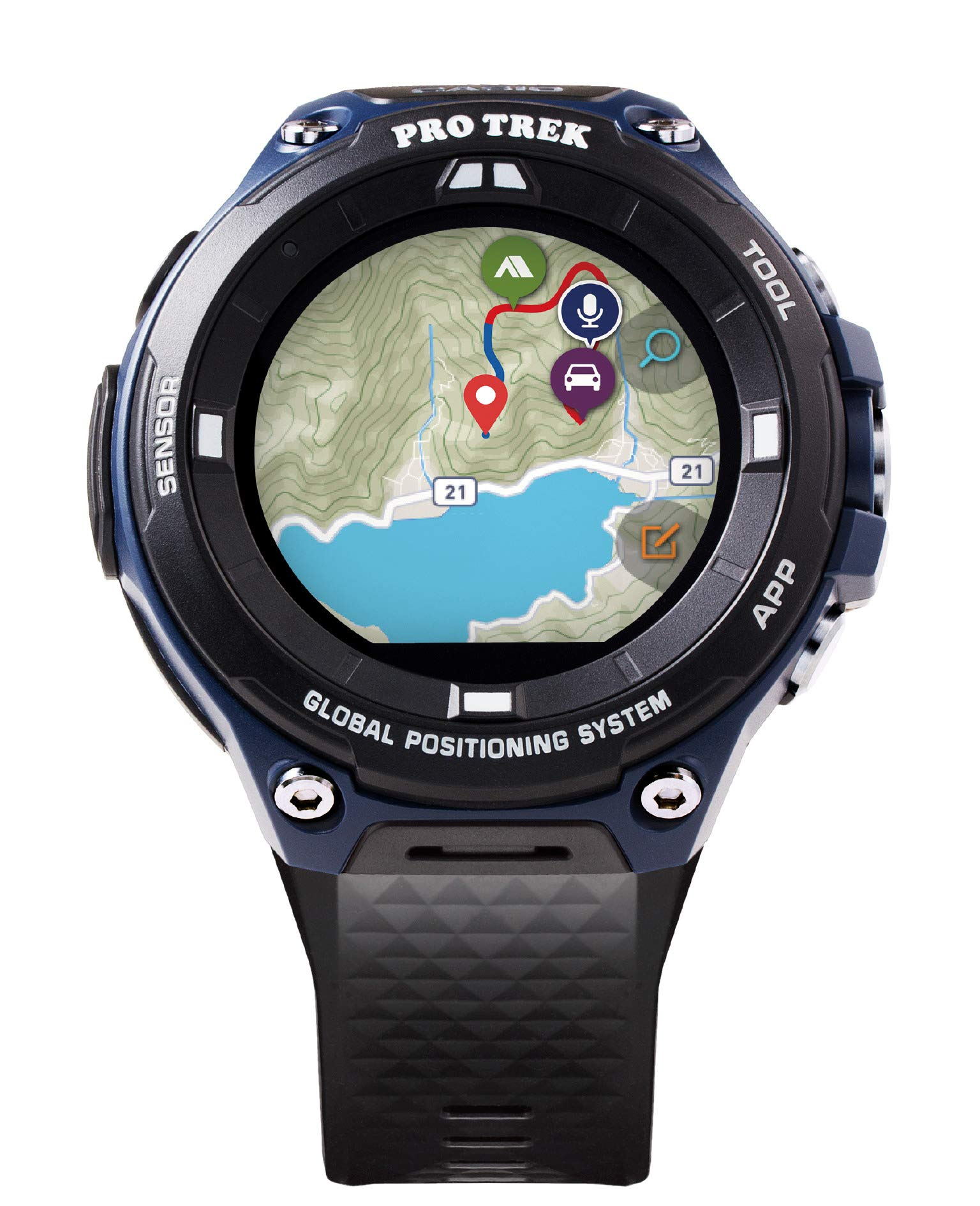 Casio Outdoor Resin Sports Watch