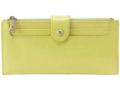 Hobo Dunn (Lemongrass) Continental Wallet