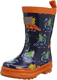 Hatley Unisex-Child Printed Rain Boots Raincoat