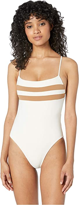 7e98b886231 L*Space Ridin' High Ribbed Dakota One-Piece at Zappos.com
