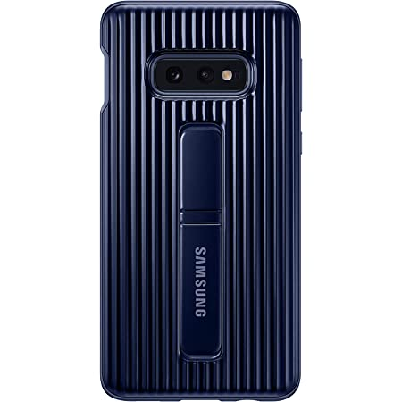 Samsung Protective Standing Cover Für Galaxy S10 Blau Elektronik