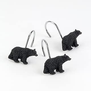 Avanti Black Bear Lodge Shower Hooks