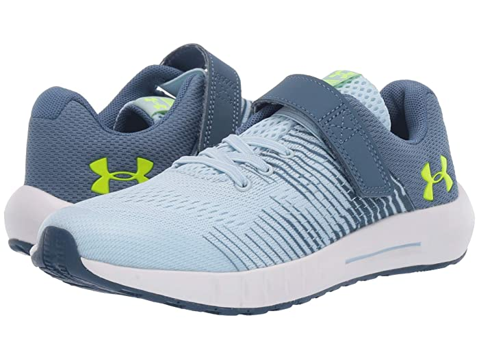 4c379445 Under Armour Kids UA GPS Pursuit NG AC (Little Kid) at Zappos.com