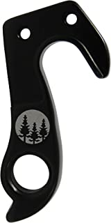 Forest Byke Company Derailleur Hanger 167 Bicycle Dropout - Set of 2 - Fits Certain Giant and Co-Op Bicycles Giant Part #RE171A