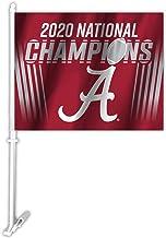 NCAA 2020 College Football National Champions Car Flag